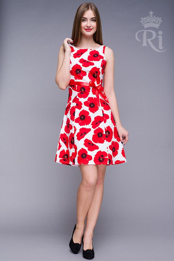 Платья из хлопка стрейч фото